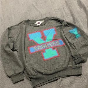 Other - Vintage Yankees sweat shirt